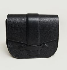 MM Leather Saddle Bag