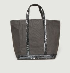 Medium+ Canvas Shopper