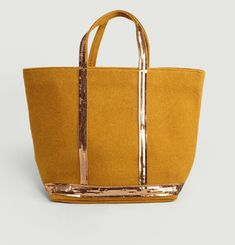 Felt Textured Shopper