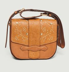 Gemma Cordoba Saddle Bag