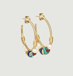 Degas Earrings