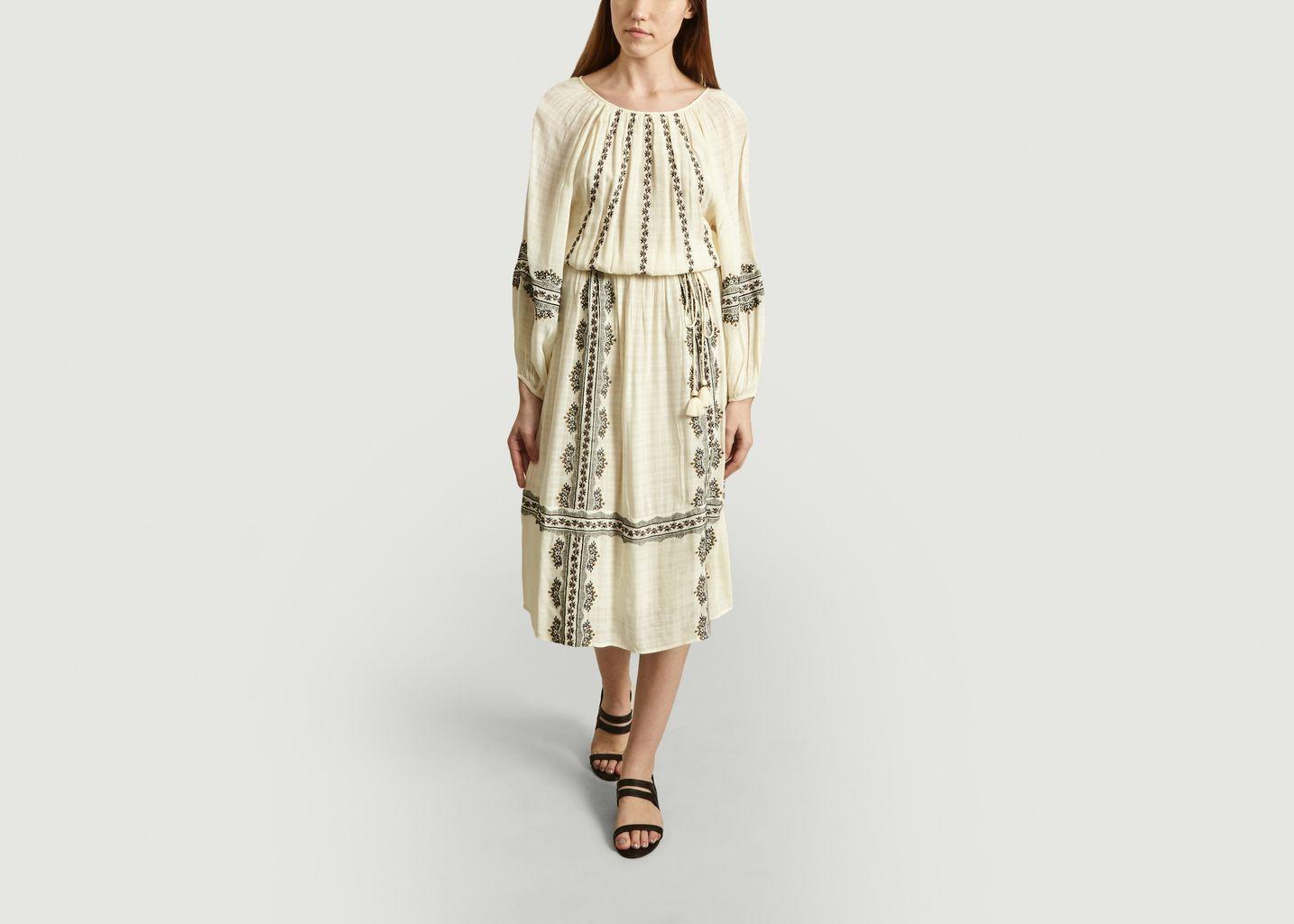 Robe Midi Manches Longues Nola - Vanessa Bruno