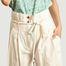 matière Pantalon taille haute Nardo - Vanessa Bruno
