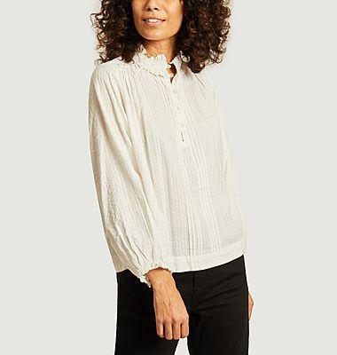 Prado cotton blouse