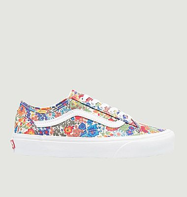 Sneakers Old Skool x Liberty of London Fabrics