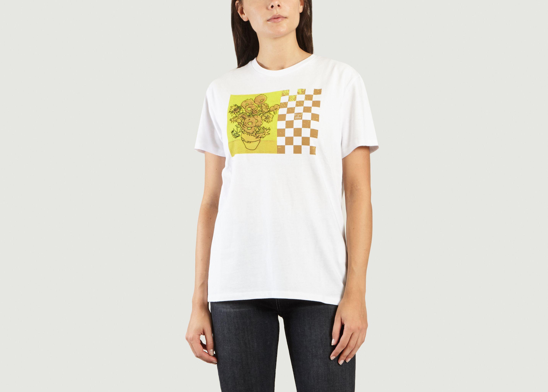 152c7219d Sunflower x Van Gogh T-shirt White Vans | L'Exception