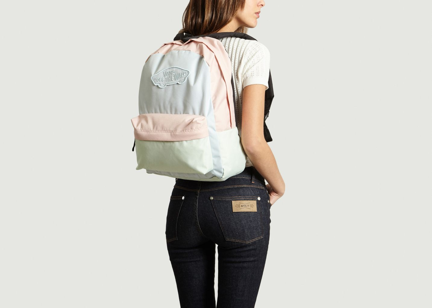 a1e24f50a3 Realm Backpack Pink Vans
