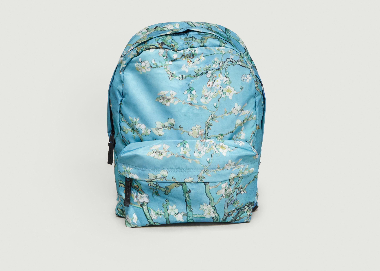 Almond Van X A Sac TurquoiseL Vans Dos Museum Gogh Blossom Y7vfgb6y