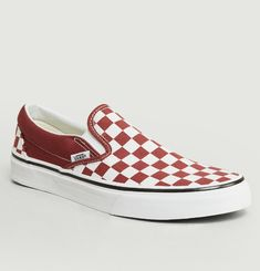 Slip On Skate Shoes