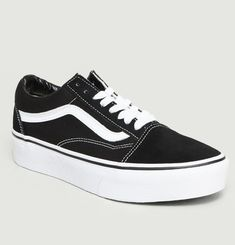 Old Skool Platform Skate Shoes