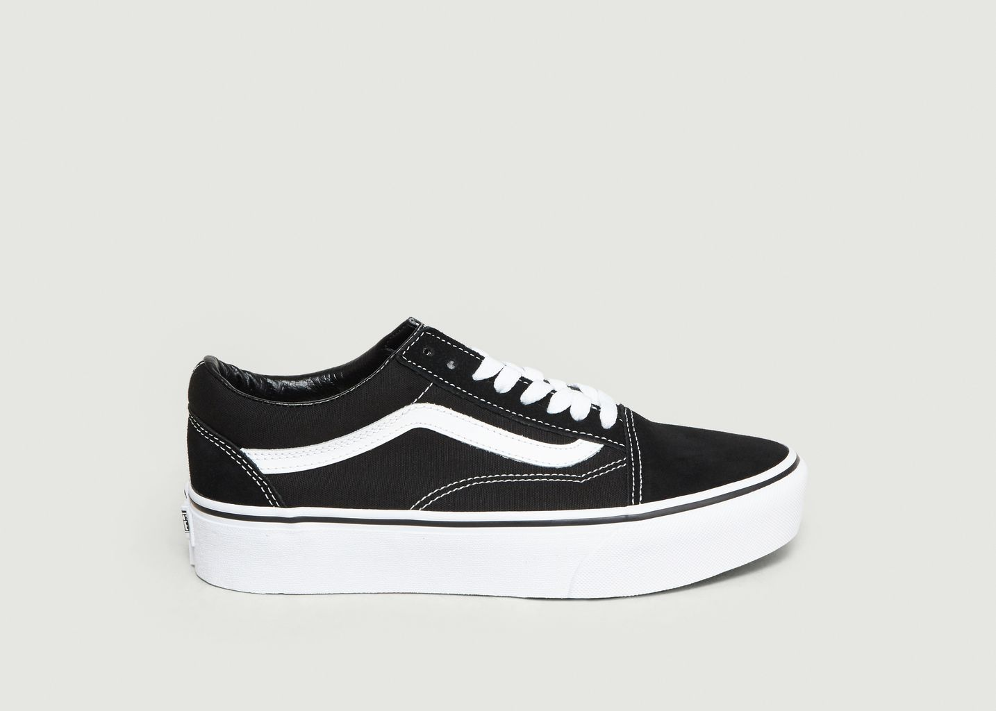 Sneakers Old Skool Plateforme - Vans