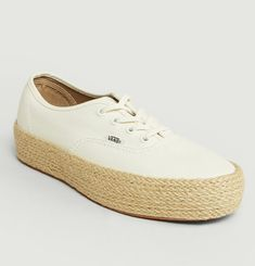 Sneakers Authentic Plateforme