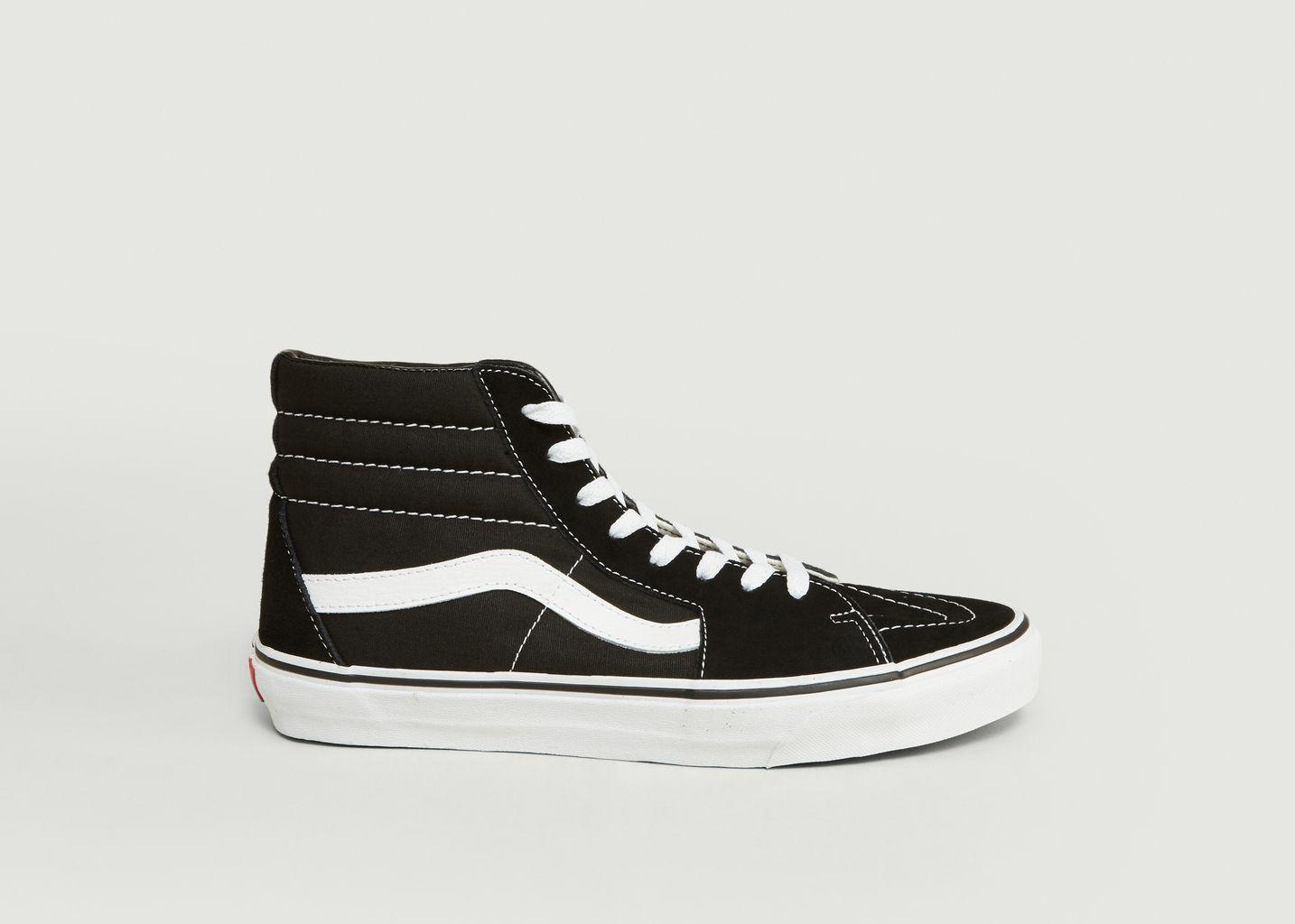 Vans Sk8 Hi Sneakers In Black VD5IB8C