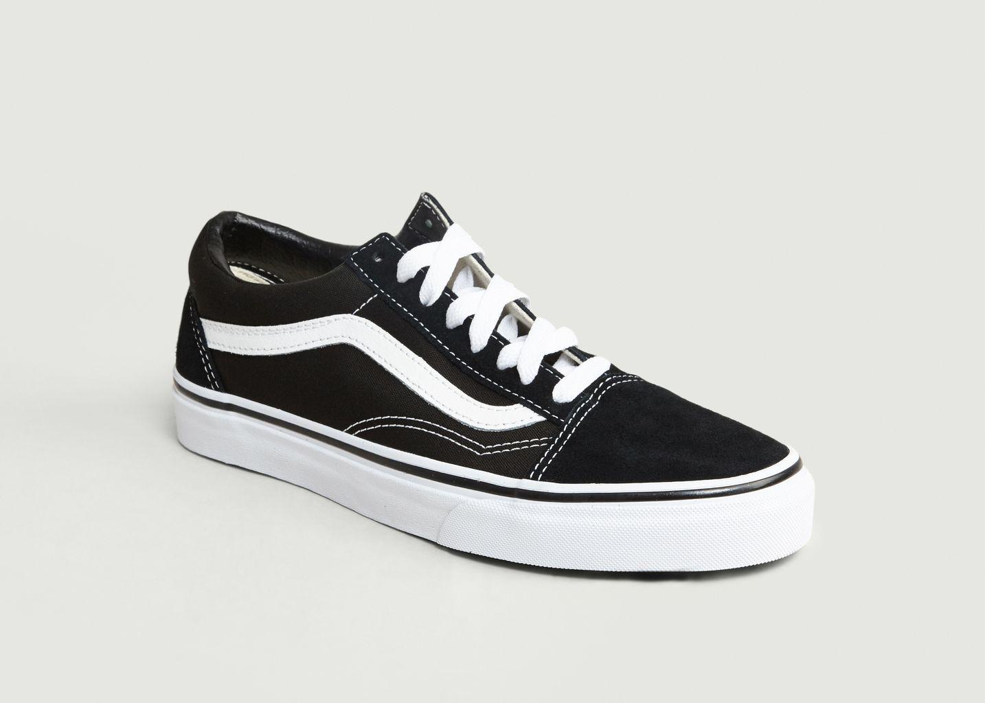 Vans Skool Old Noir L'exception Sneakers qxCwSvX