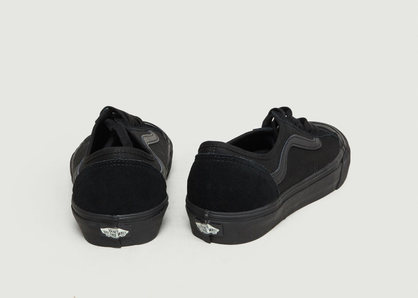 3b9c61786b Decon SF Suede Skate Shoes Black Vans
