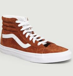 SK8-HI Re-issue Suede Trainers