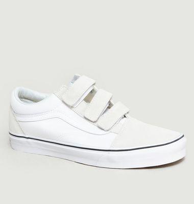 Sneakers En Daim Et Toile Old Skool V