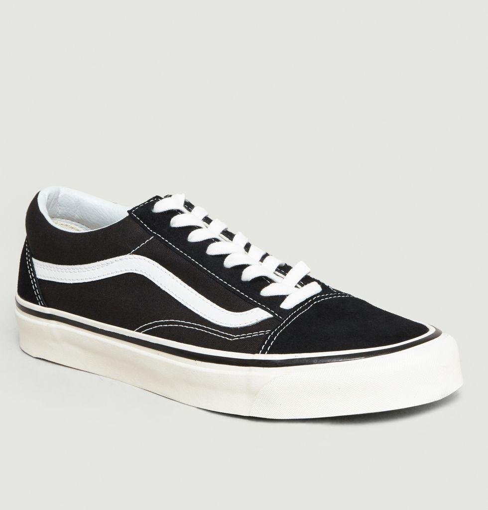 vans blanche 39