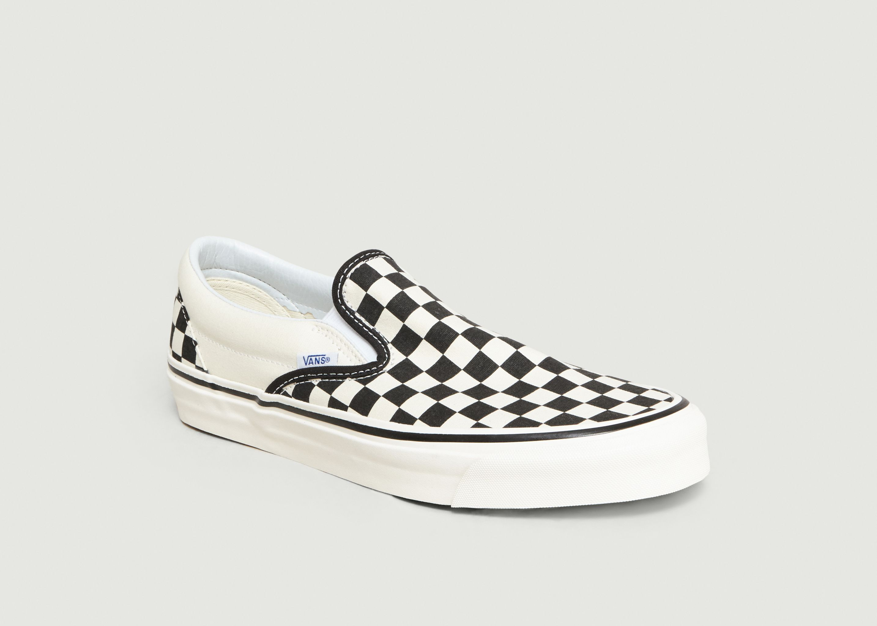 e146b0fb121a Anaheim Slip On Skate Shoe BlackVans