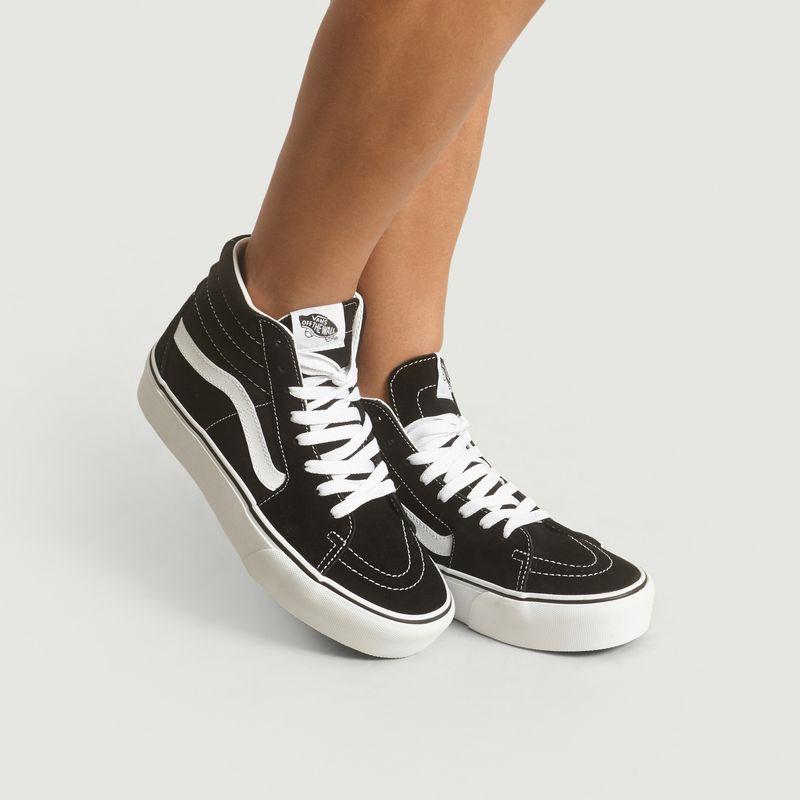 chaussure vans homme montante en daim