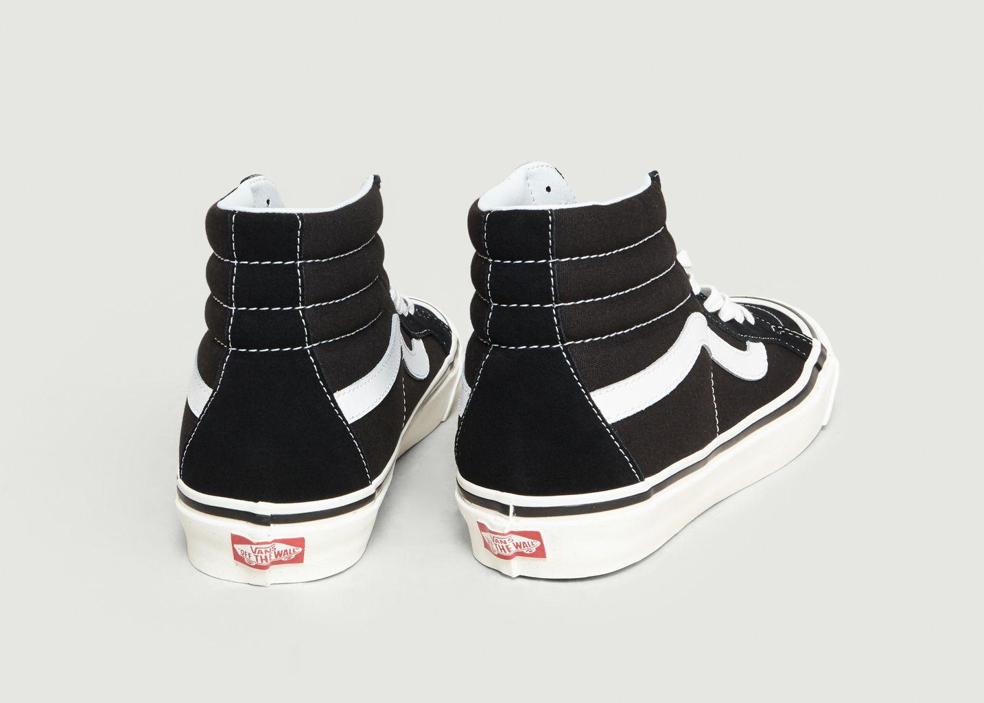dc407bc06c Sneakers Montantes En Daim SK8-HI Anaheim Noir Vans