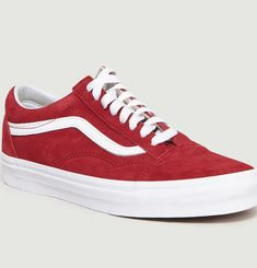 Sneakers En Daim Old Skool