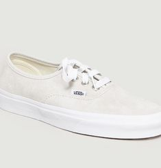 Authentic Suede Skate Shoes