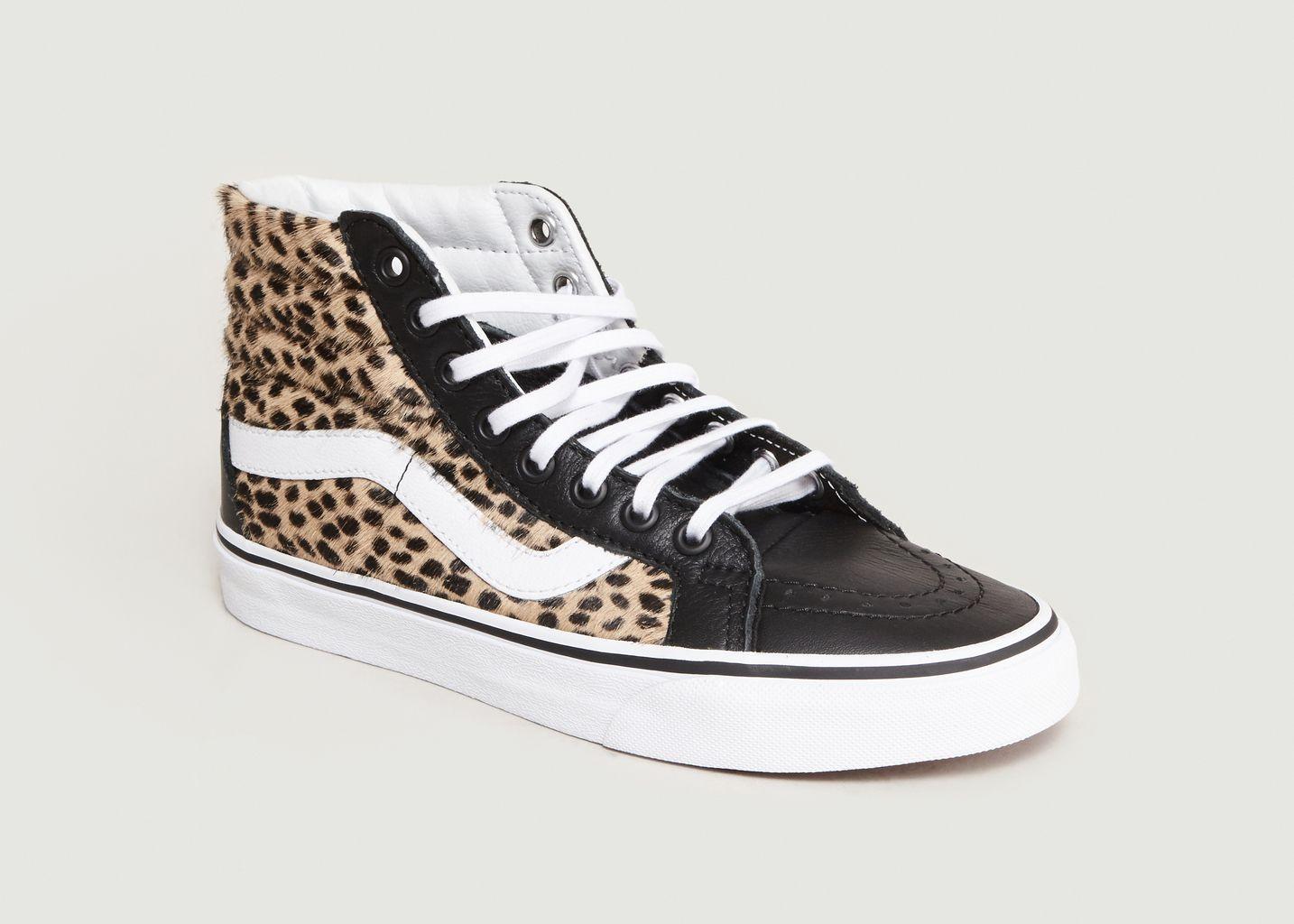 0c35ffcfb7e Sneakers SK8-Hi Reissue Léopard Multicolore Vans