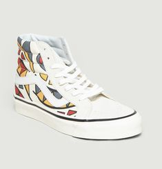 Anaheim Factory SK8HI 38 Trainers