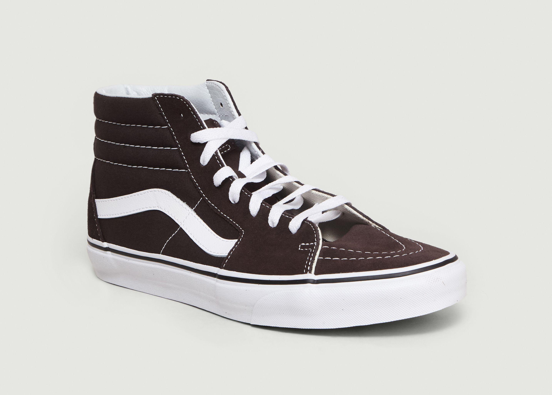 1c7a33f21f Sneakers SK8-HI Color Theory Chocolat Vans