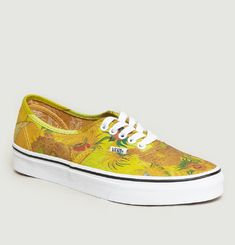 Authentic x Van Gogh Skate Shoes