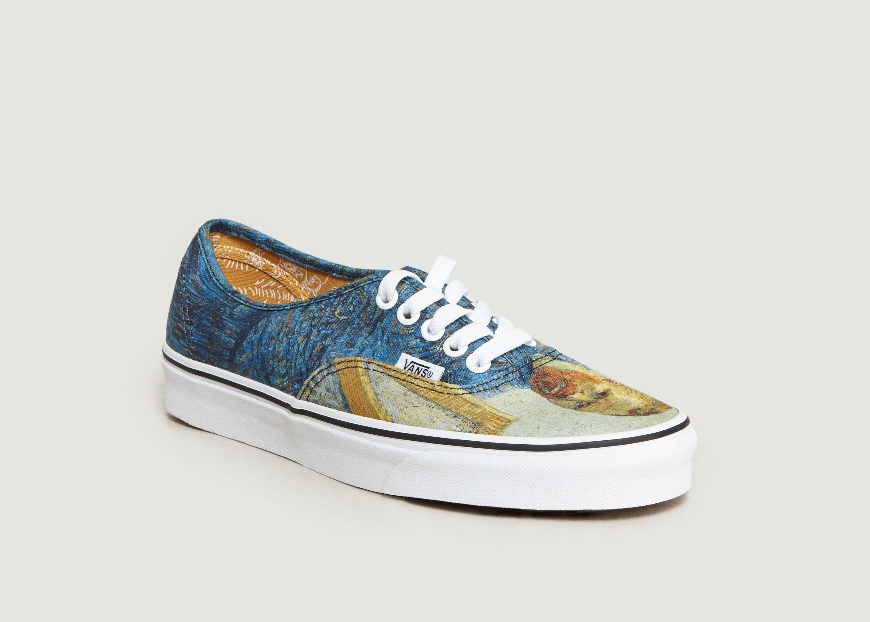 À Soldes X Multicolore Sneakers Van Gogh Authentic Vans 20L oBrxdCeW
