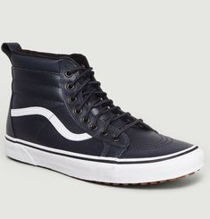 Sneakers Montantes En Cuir SK8-HI Mountain Edition