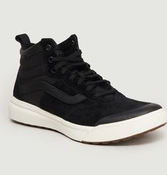 Ultra Range High Mountain Mid Top Trainers