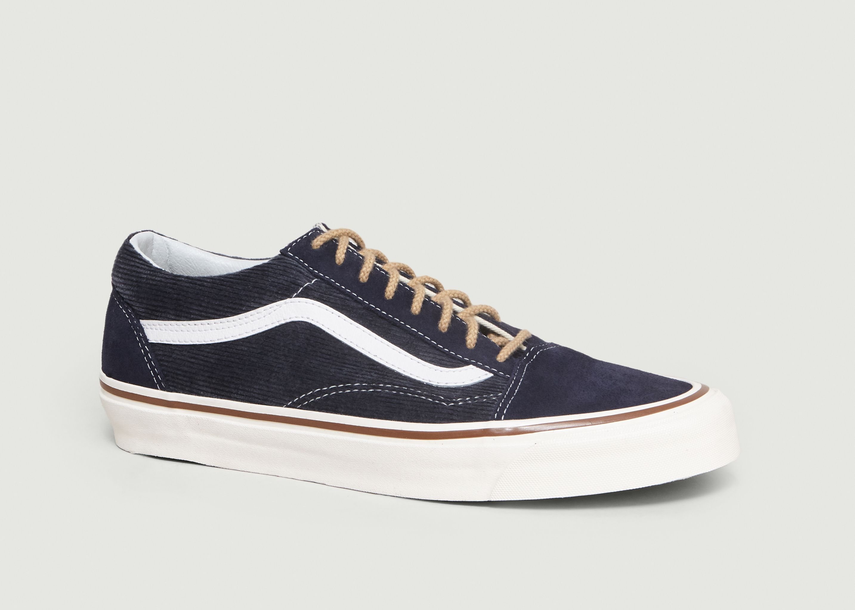 Vans Anaheim Old Skool 36 Dx Chaussures De Baskets Og Navy