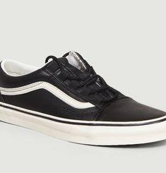 Sneakers En Cuir Old Skool Ghillie