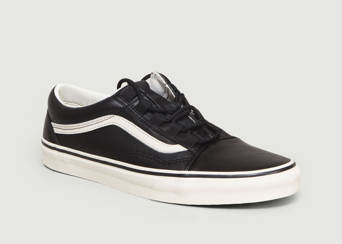 vans cuir old skool
