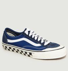 Sneakers Style 36 Decon SF Checkerboard