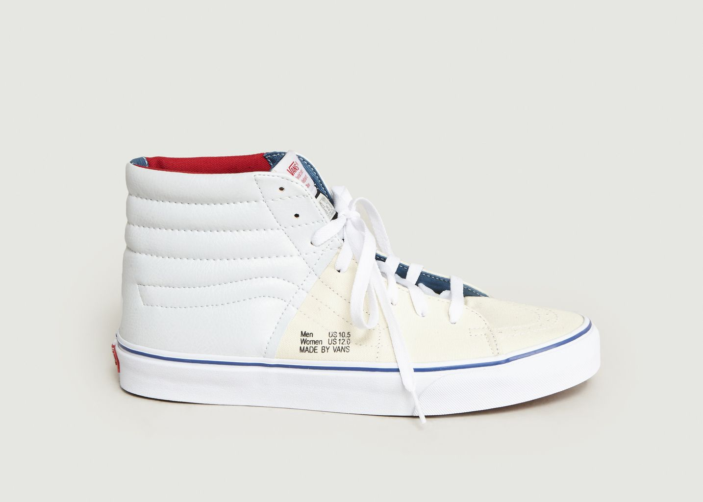 b61dc3dac8 Sneakers Outside SK8 High Ecru Vans