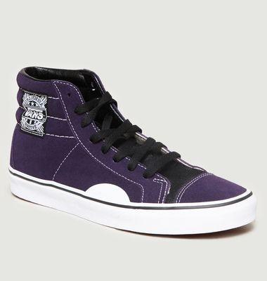 Sneakers Montantes California Native Style 238