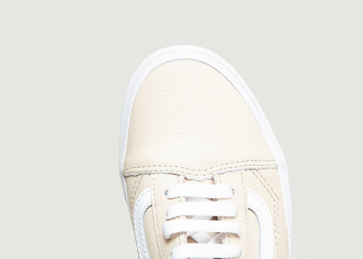 Sneakers En Cuir Old Skool - Vans