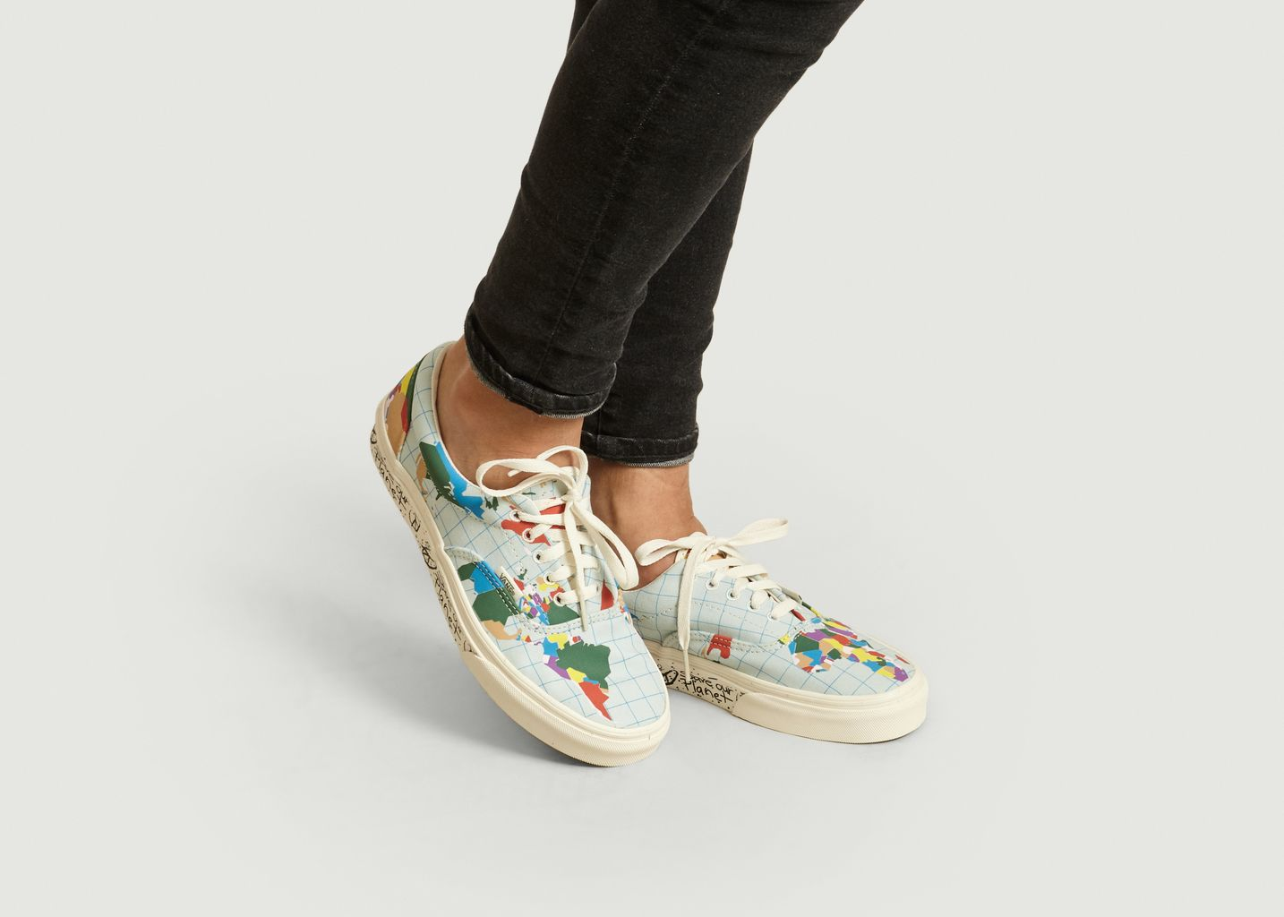 Sneakers Save our Earth Authentic Era - Vans