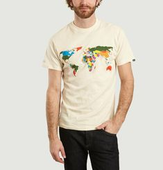 T-shirt Save Our Earth