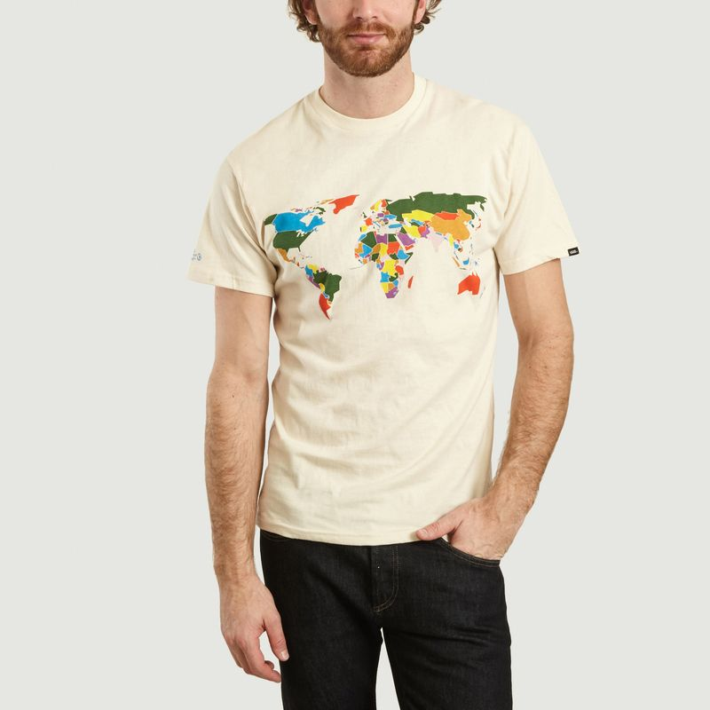 T-shirt Save Our Earth - Vans