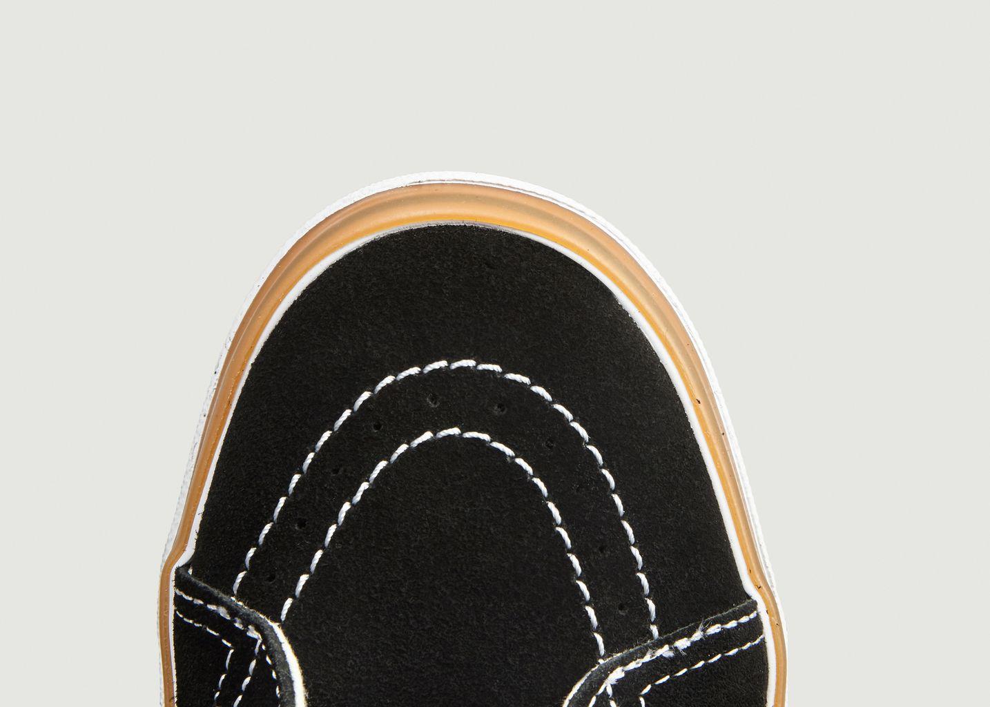 Sneakers Checkerboard Stacked Sk8-Hi Tapered - Vans