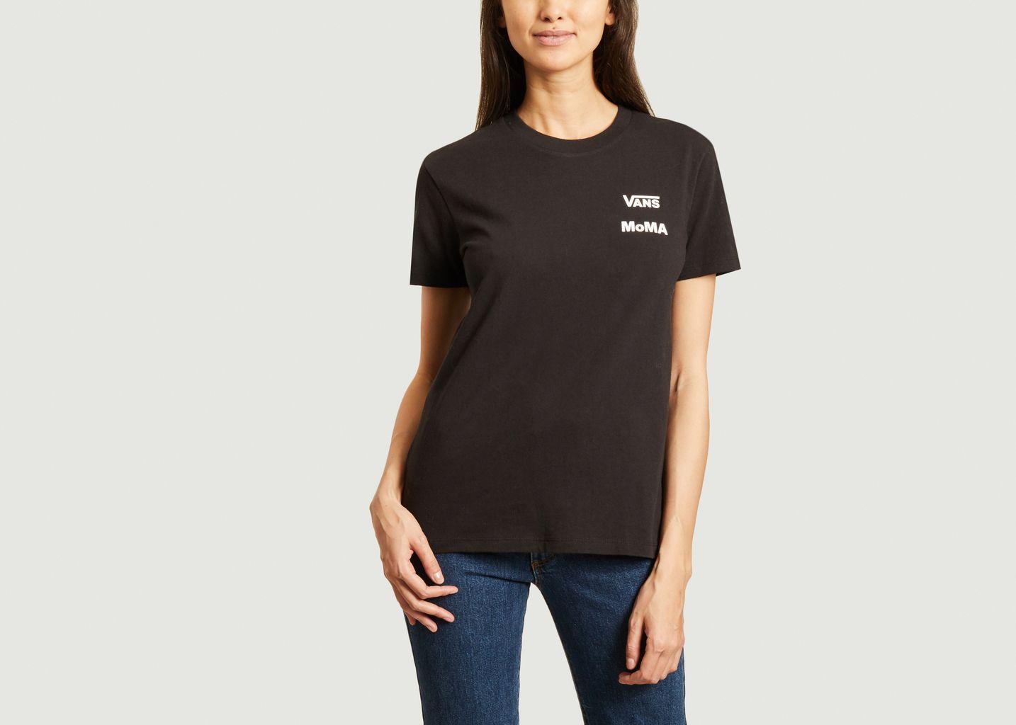 T-Shirt Vans X MoMA  - Vans