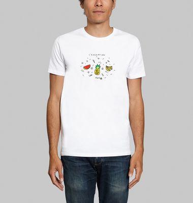 Tshirt L'Exception x VVV