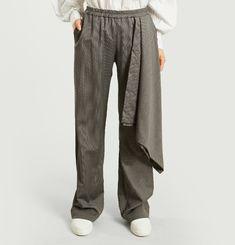 Asymmetric Trousers