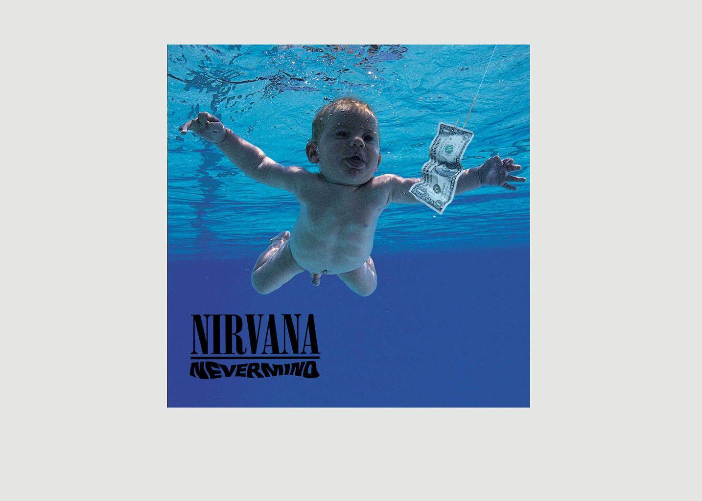 Nevermind - Nirvana - La vinyl-thèque idéale