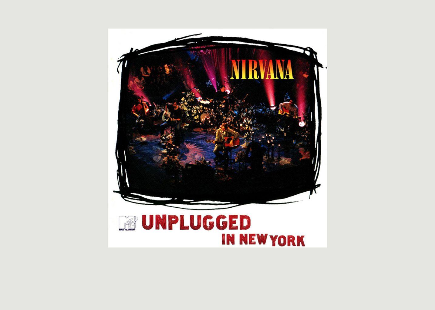 MTV Unplugged In New York - Nirvana - La vinyl-thèque idéale